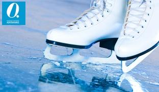 1-Hour Ice Skating Pass