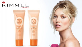 Rimmel 9 In 1 Radiance BB Cream Beauty Balm - 001 Light