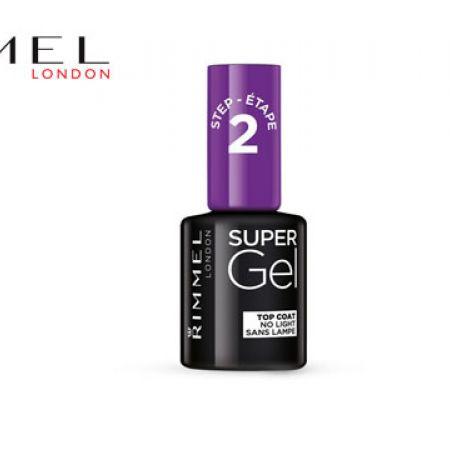 Rimmel Super Gel Top Coat 001