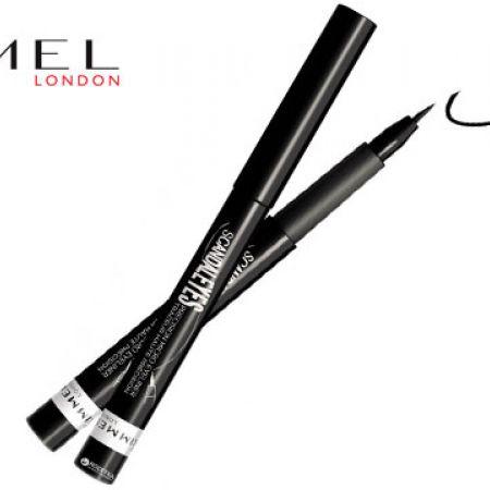ef04caac4d5 Rimmel Scandaleyes Precision Micro Eyeliner 001 Black