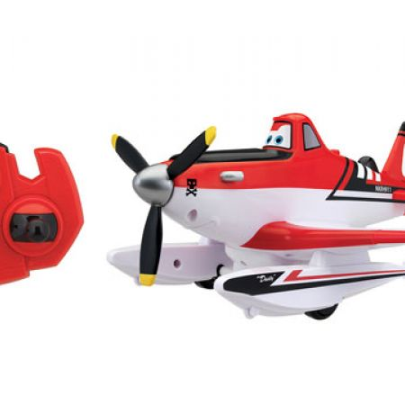 Disney Planes Fire & Rescue Dusty With Infrared Remote Control