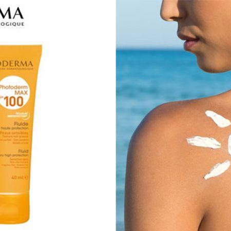 Bioderma Photoderm Max Fluide Sunscreen 100 SPF 40 ml
