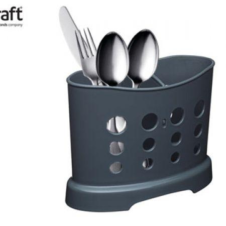 KitchenCraft Cutlery Drainer 16 x 12 x 8 cm
