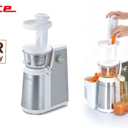 Ariete Slow Juicer Review : Ariete Centrika Metal Slow Juicer 400 W - Makhsoom