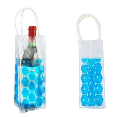 Thinkkitchen Wine Blue Chiller Bag
