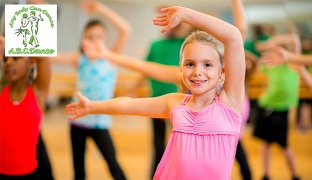 1-Month Zumba Classes For Kids