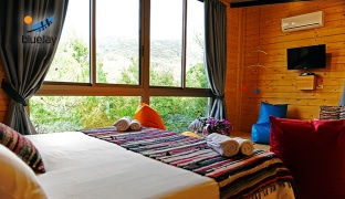 1-Night Stay For Two in a Luxurious Tent Room With Breakfast Valid on Weekdays