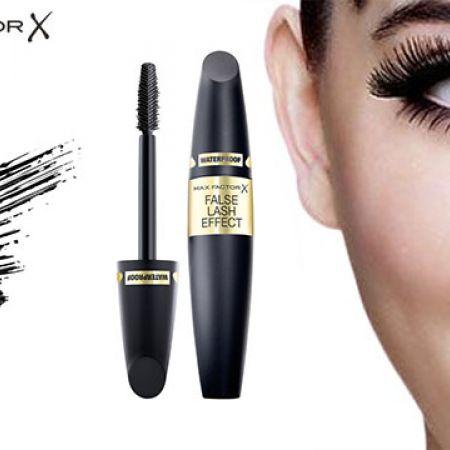 Max Factor False Lash Effect Waterproof Mascara Black - Makhsoom