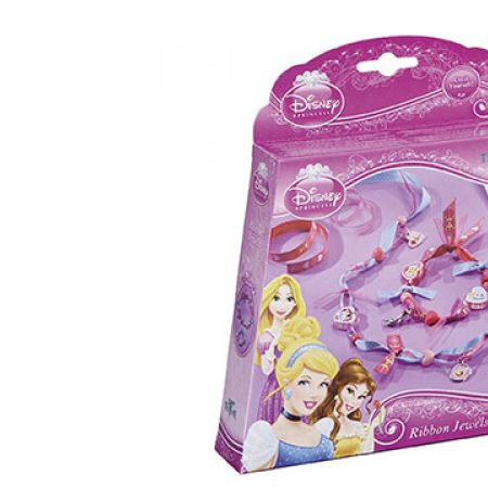 Totum Disney Princess Creative Leisure Kit Ribbon Jewels