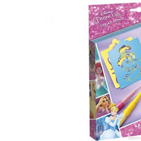 Totum Disney Princess Spray Pens Creative Kit