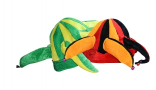World Cup Crazy Football Fans Joker Hat - Germany