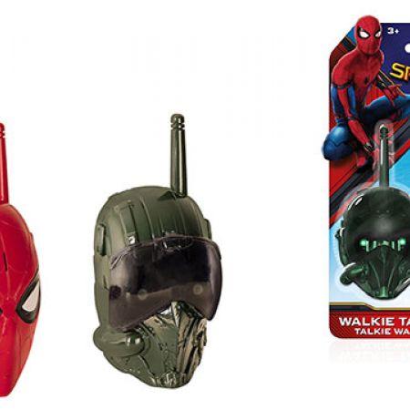 IMC Spiderman New Walkie Talkie Movie 2.4 Ghz