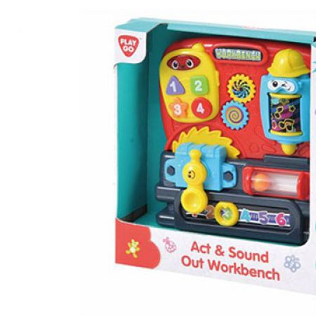 Playgo Act & Sound Out Workbench