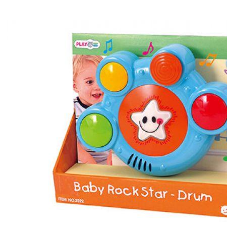 Playgo Baby Rock Star Drum