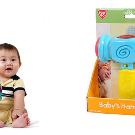Playgo Baby Hammer