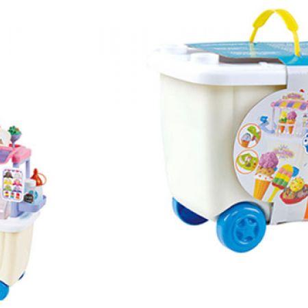 Amazing Playgo Dough Ice Cream Cart Creativecarmelina Interior Chair Design Creativecarmelinacom