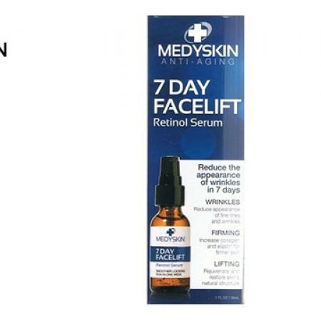 3c7d66d6d4ad4 Medyskin Anti-Aging 7 Day Facelift Retinol Serum 30 ml