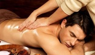 1-Hour & 15 min. Deep Tissue, Thai or Swedish Massage Package