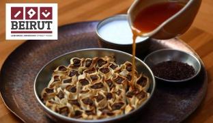 Lebanese & Armenian Cuisine From The Menu