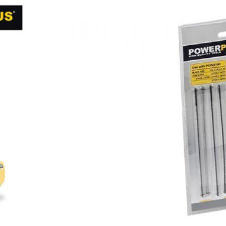 Powerplus POWX190A Blades For Scroll Saw POWX190