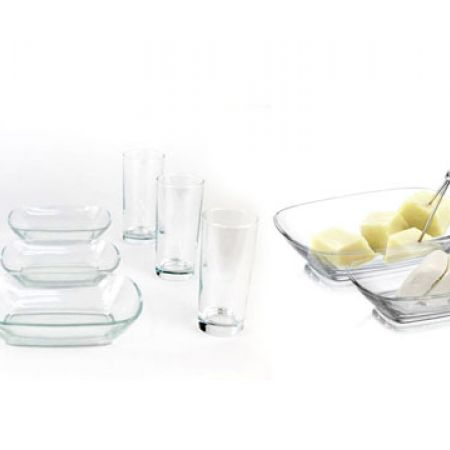 LAV Set Of Glass Cilingir Locksmith Set 9 Pcs