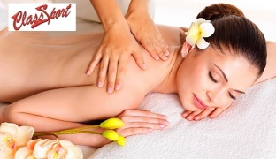 50 min. Head To Toe Relaxing Oil Massage