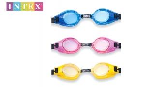 Intex Junior Goggles - Blue