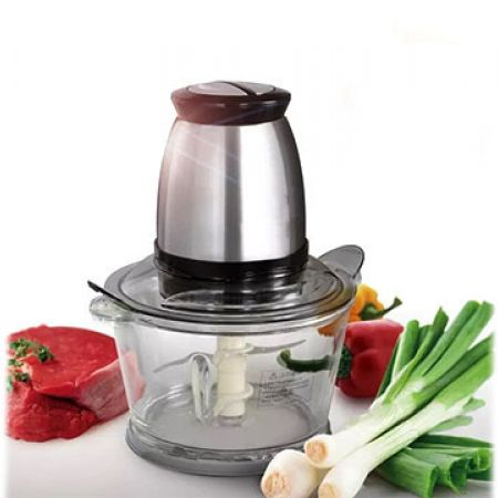Electric Multifunction Automatic Meat & Onion Mincer Grinder 1.8 L 300 W