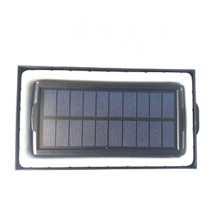 Solar Black Power Bank 16000 mAh