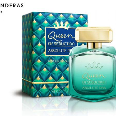 Antonio Banderas Queen Of Seduction Absolute Diva Eau De Toilette For Women 80 ml