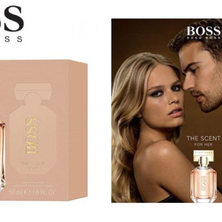 Boss The Scent For Her Eau De Parfum For Women 50 ml