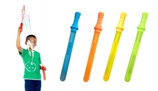 Sword Mega Bubble Stick - Blue