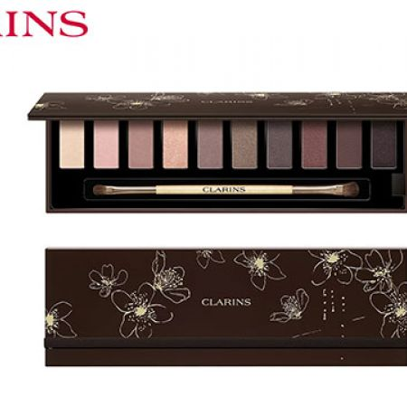 Clarins Palette Yeux Eyeshadow The Essentials 10 Colors