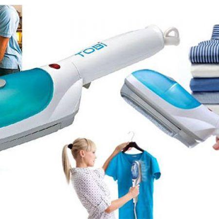 Tobi Portable Travel Brush Steamer