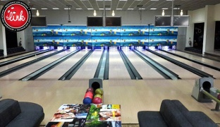 1 Round of Bowling, 13,000 LBP Worth of Game Card & One Almaza Beer or Soft Drink