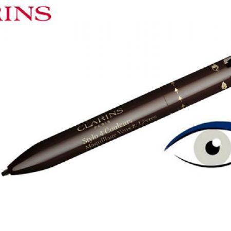 Clarins 4-Colour Pen For Eye & Lips