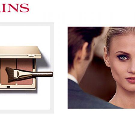 Clarins Face Contour Palette 3 Colors