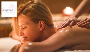 1-Hour Full Body Oil Massage With Full Body Scrub & Full Facial Care Session