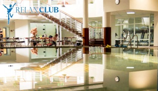 1-Month Full Access Gym Membership With Access To Indoor Pool, Courts & Fitness Classes