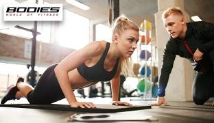 1-Month Gym Membership & Access To Fitness Classesat Zalka Branch