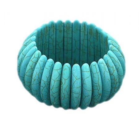 Turquoise Natural Stone Bracelet For Women
