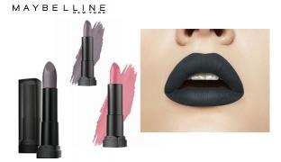 Maybelline New York Color Sensational Powder Matte Lipstick - 30 Concrete Jungle