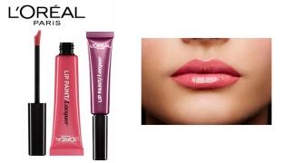 L'Oreal Paris Infallible Lip Paint Lacquer - 107 Dark River