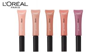 L'Oreal Paris Infallible Lip Paint Matte - 210 Dead Lips