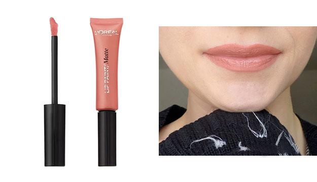 L'Oreal Paris Infallible Lip Paint Matte - 210 Dead Lips - Makhsoom