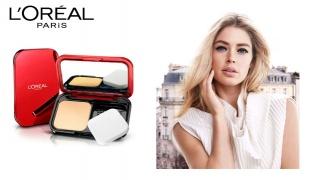 L'Oreal Paris Inflaillible 24Hr Ultra Matte Powder Foundation - 233 Sunny Beige