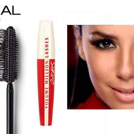 L'Oreal Paris Volume Million Lashes Excess Mascara Black