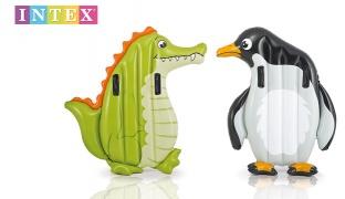 Intex Inflatable Animal Riders - Penguin