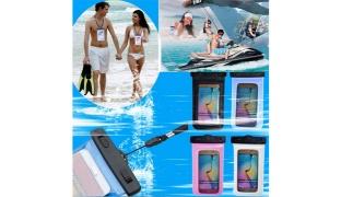 Universal Waterproof Mobile Case Bag - Black