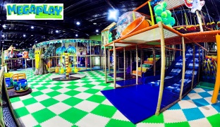 Open Access To Jungle Playground & Trampoline Park